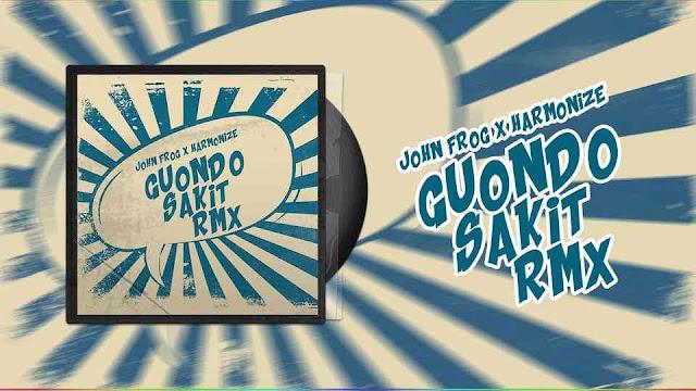 John Frog Ft. Harmonize - Guondo Sakit Remix
