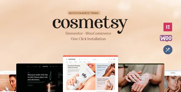 Best Beauty Cosmetics Shop Theme