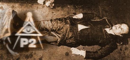 CIA freemasonry P2 secret societies corruption Europe assassination terrorism strategy of tension