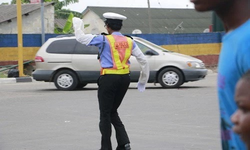 O WHO BEAT UP FEMALE TRAFFIC WARDEN IN OGUN DEMOTED, FILE TRANSFERRED TO ABUJA