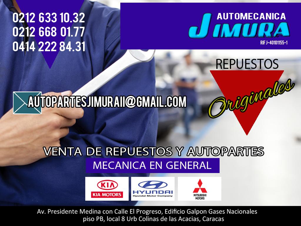AUTOMECANICA JIMURA C.A en Paginas Amarillas tu guia Comercial
