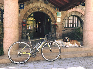 Bikefriendly hotels in Montseny mountains (Barcelona)