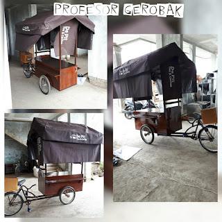gerobak sepeda murah