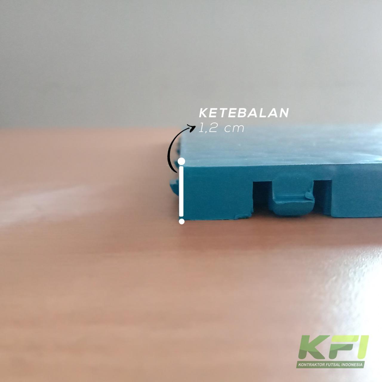 Interlock Futsal Segitiga Tebal 1,2cm