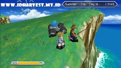 Cara Bertemu Dengan Fisherman di Harvest Moon Innocent Life