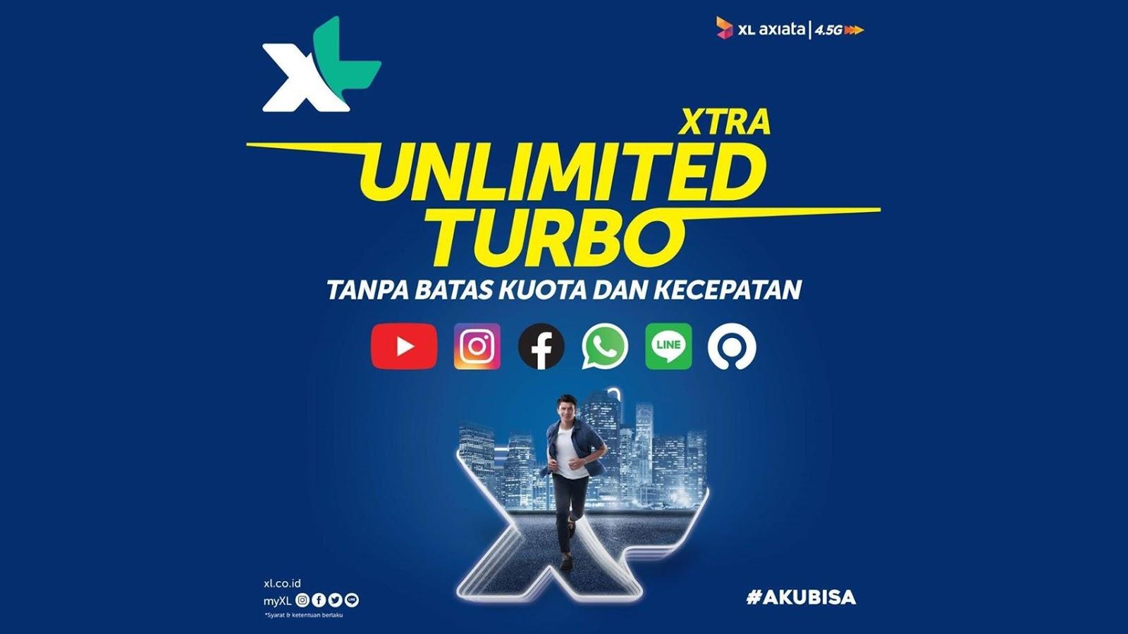 Cara Mengaktifkan Paket Internet Unlimited XL 2020