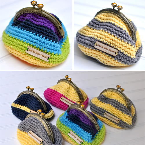 Coin Purse - Free Pattern
