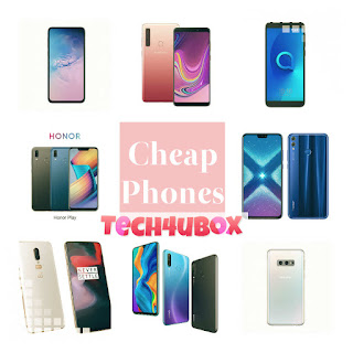 Welcome to the Tech4ubox Trusted Directory of the Best Cheap Phones in 2019. Here we show you the best mid-range and budget smartphones that offer the best mobile experiences.
