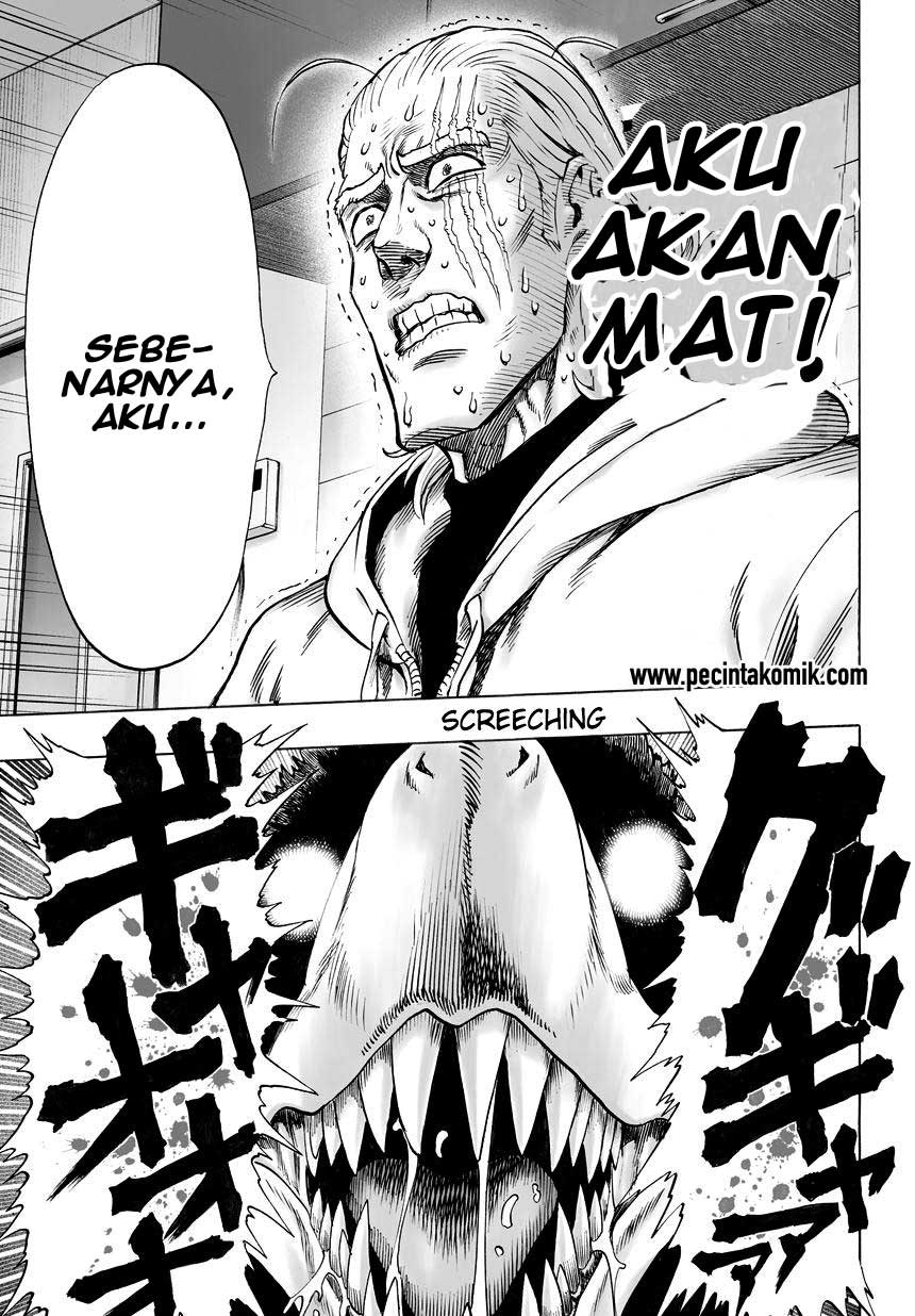 One Punch Man Chapter 54 Bahasa Indonesia