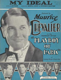 Playboy of Paris (1930)