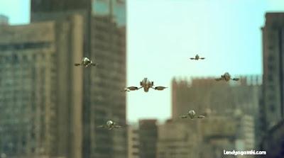 Pesawat tanpa awak penyebar virus Alcor : Review Film P1H
