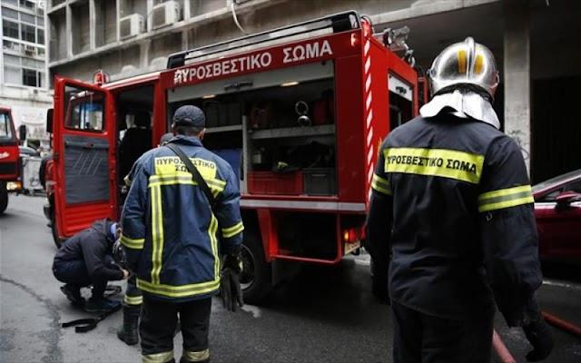 Θεσσαλονίκη: Φωτιά σε διαμέρισμα 3ου ορόφου - Κάηκε ολοσχερώς