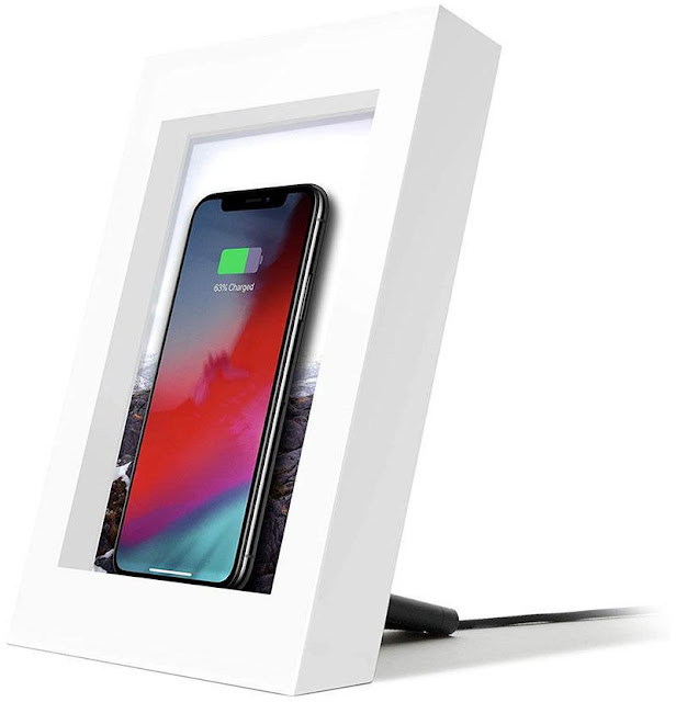 12. PowerPic Wireless Phone Charger