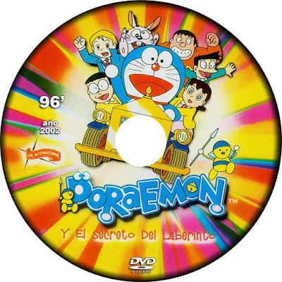 Doraemon y el Secreto del Laberinto - [1993]