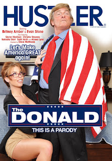 The Donald  –  XXX