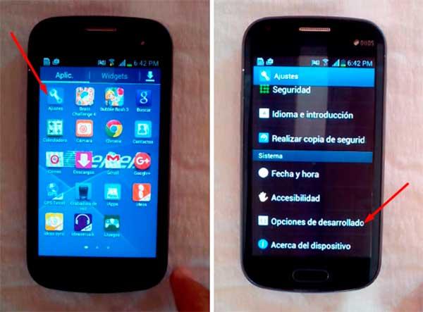 ROOTEAR Samsung Galaxy Trend GT-S7560