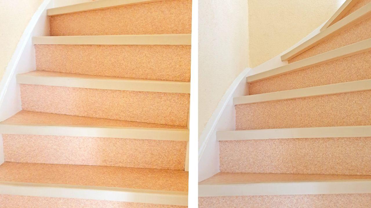 jak tanio odnowic schody drewniane