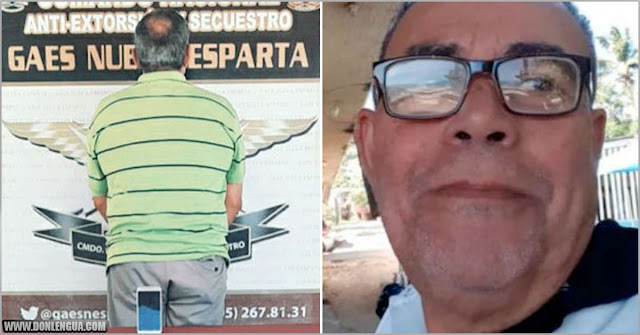 Profesor detenido pro el Régimen por quejarse de la falta de alimentos en Facebook
