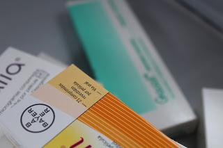Pílula contraceptiva e hemorragia/ sangramento de privação