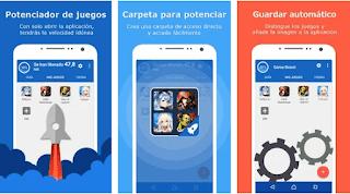 acelerar juegos android con game boost master