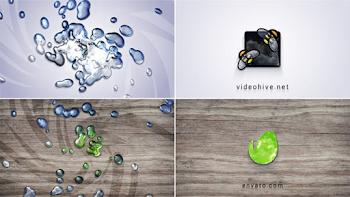 Clean Water Logo Reveal