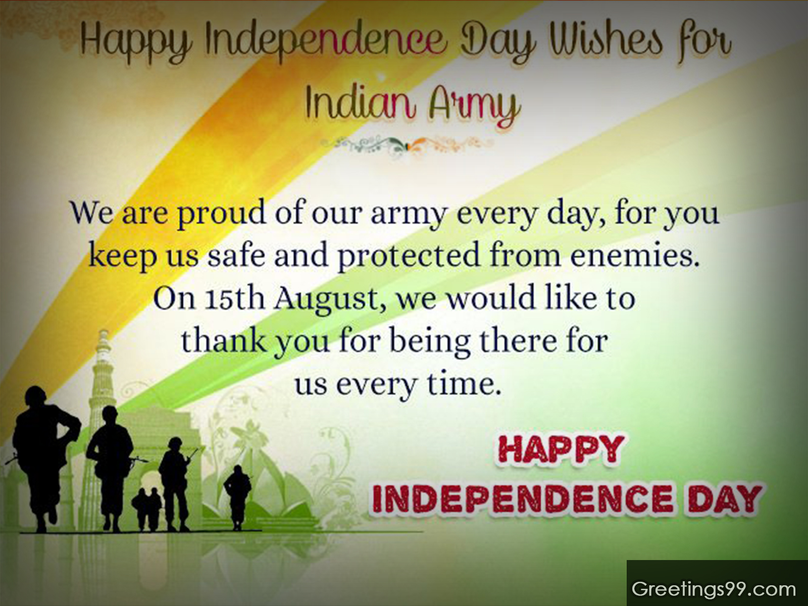 72nd Independence Day 2018 Wishes Quotes Images Greetings