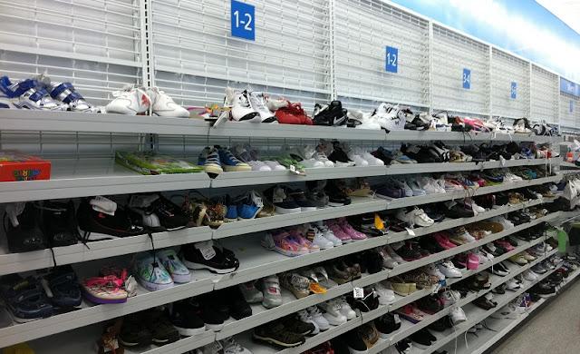Lojas de departamento para comprar sapatos em San Francisco