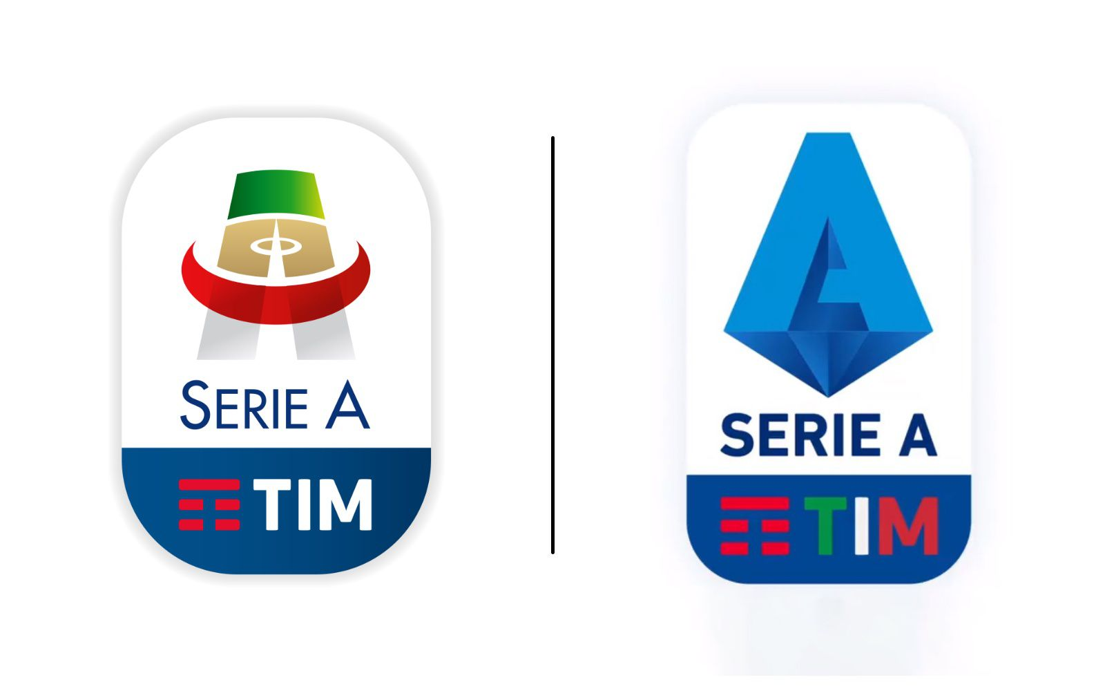 Serie A: All-New Serie A Logo 2019 Revealed
