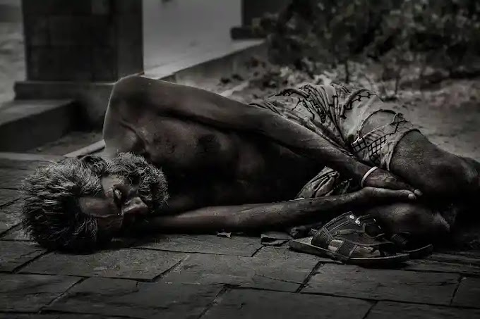 The Dead of Poverty