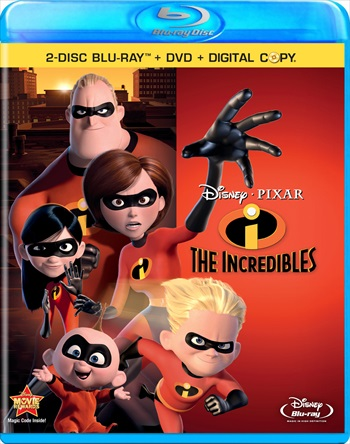 The Incredibles 2004 480p 350MB