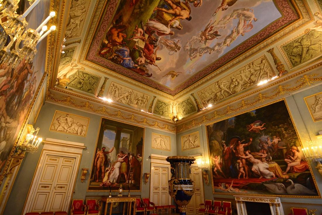 chambre d'Hercule Palazzo Pitti