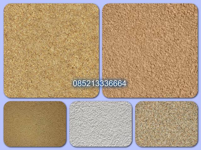 Tekstur pasir kwarsa