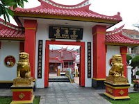The history of Chinese New Year in Bali