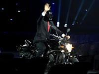 Ini Dia Sosok di Balik Pembuatan Video Jokowi Naik Moge di Opening Ceremony Asian Games 2018