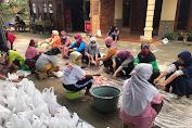 Masa Pandemi, Kurban di Masjid Al-Furqon Meningkat