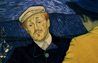Escena de Loving Vincent