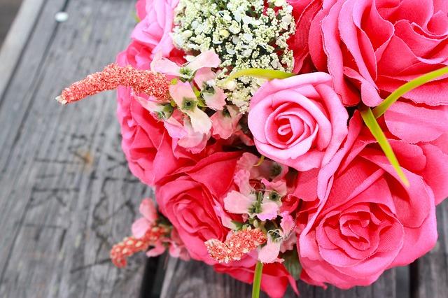 hoa cưới cầm tay cô dâu đẹp nhất 3