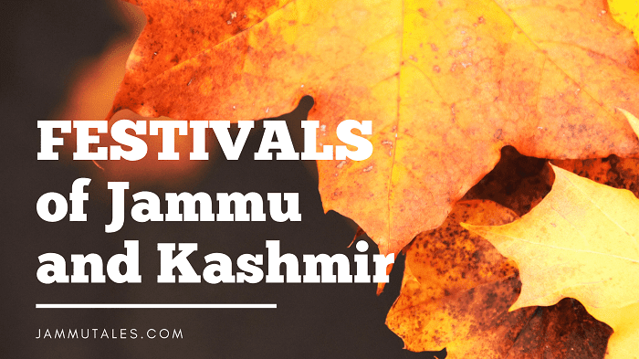 Festivals of Jammu and Kashmir