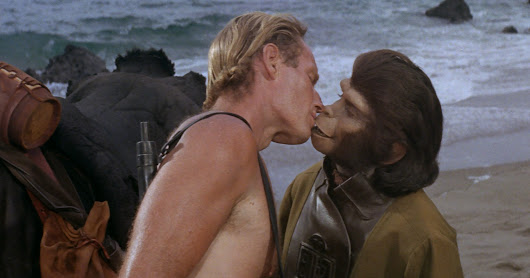 For the Love of Apes