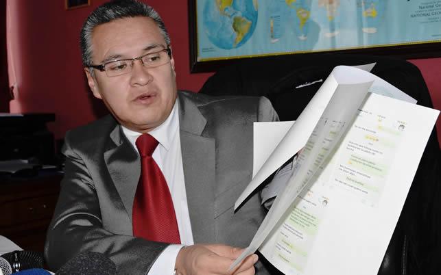 Denuncian por traición a la patria al Gobierno de Evo Morales debido a que cedió en litigio del Silala