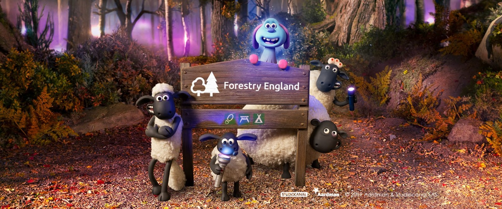 Shaun the Sheep Farmageddon Glow Trail at Hamsterley Forest - Top Tips for Visiting