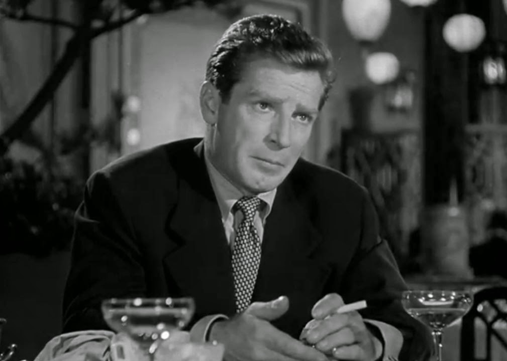 Richard Basehart in The House on Telegraph Hill (1951)