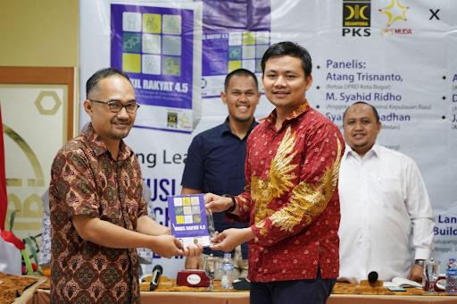 Gelar Young Leader Talks, PKS Dorong Politisi Muda Optimalkan Peran