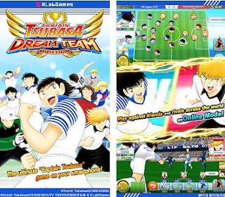 Free Download Captain Tsubasa Dream Team MOD APK Captain Tsubasa Dream Team MOD APK (Easy Win) Update v1.11.2
