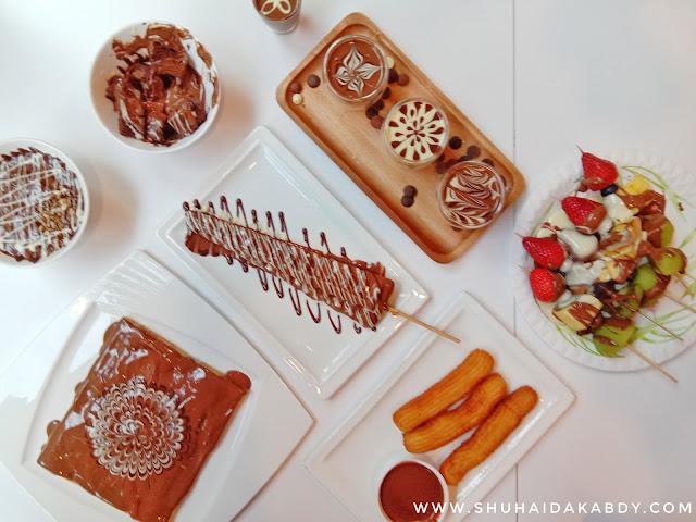 Tempat Pilihan Pengemar Coklat di Belgische Chocolatier Mont Kiara