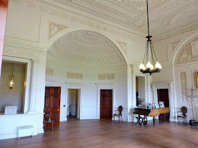 Top Hall, Nostell Priory © A Knowles 2014