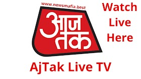 [Live TV Channel] Ajtak Live News TV