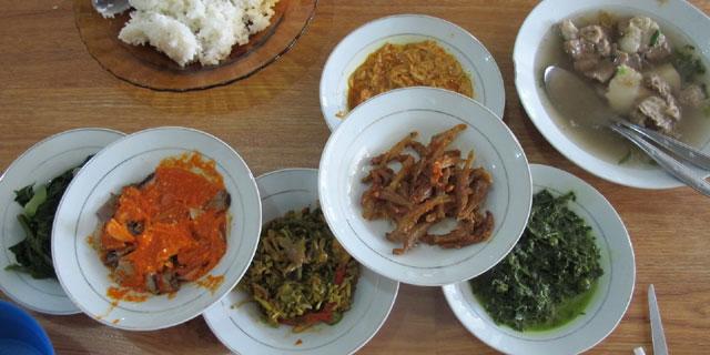 Rumah Makan Sipirok, Medan