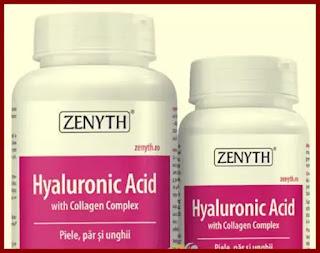 pareri forum capsule Hyaluronic Acid with Collagen Complex Zenyth