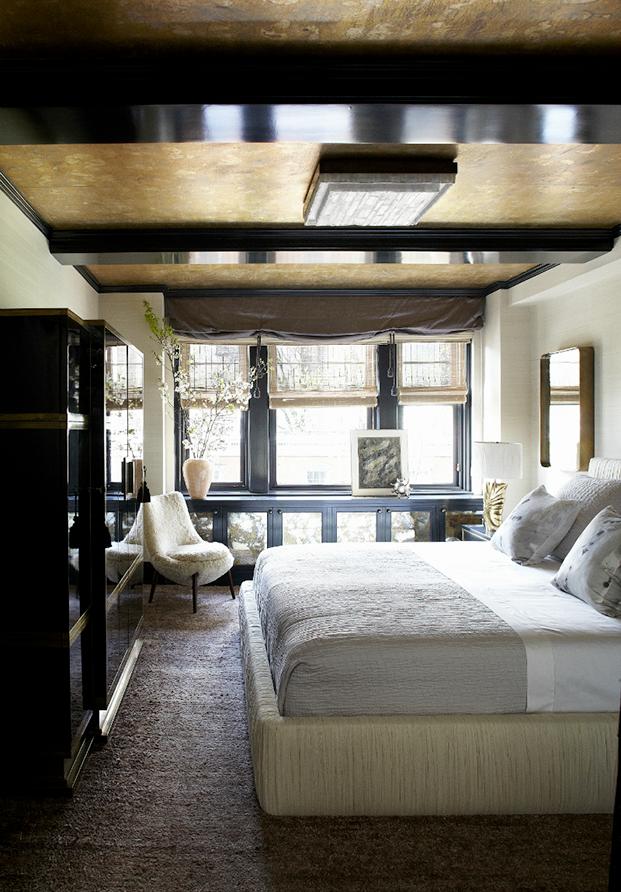 El dormitorio de Cameron Diaz